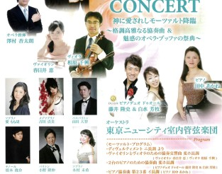 The13th WORLD PEACE CLASSIC CONCERT表